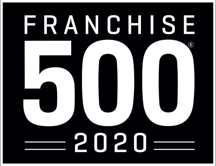 franchise magazine 2020  500 ranking